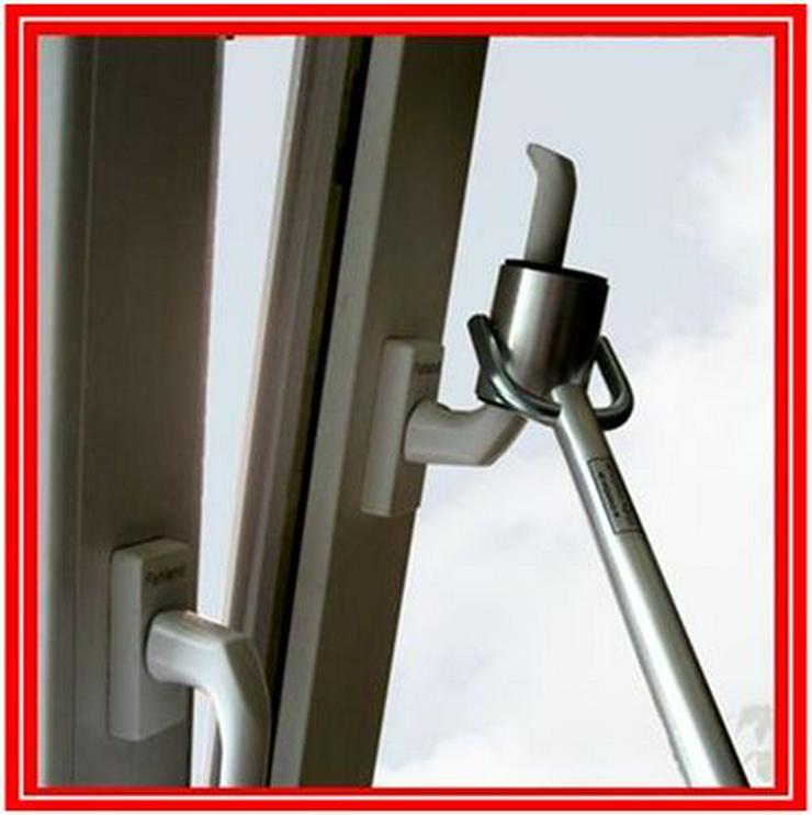 Bild 2: Fenstergriffverlängerung f. Büro, Küche, Bad