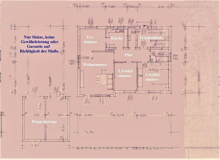 Bild 5: Mehrfamilienhaus in Innenstadt von Bad Salzuflen auf 625m² Grundstück.