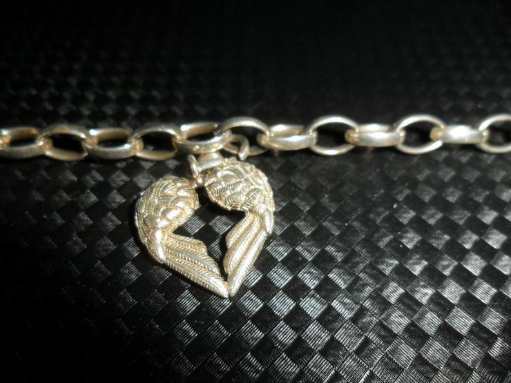 Thomas Sabo Armband  Rein Silber  mit Silberherz