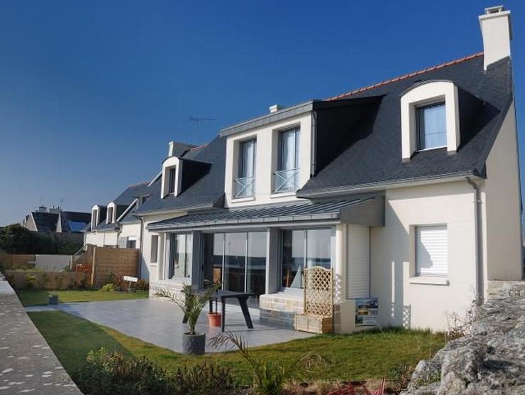 Ferienhaus am Meer Bretagne Finistère