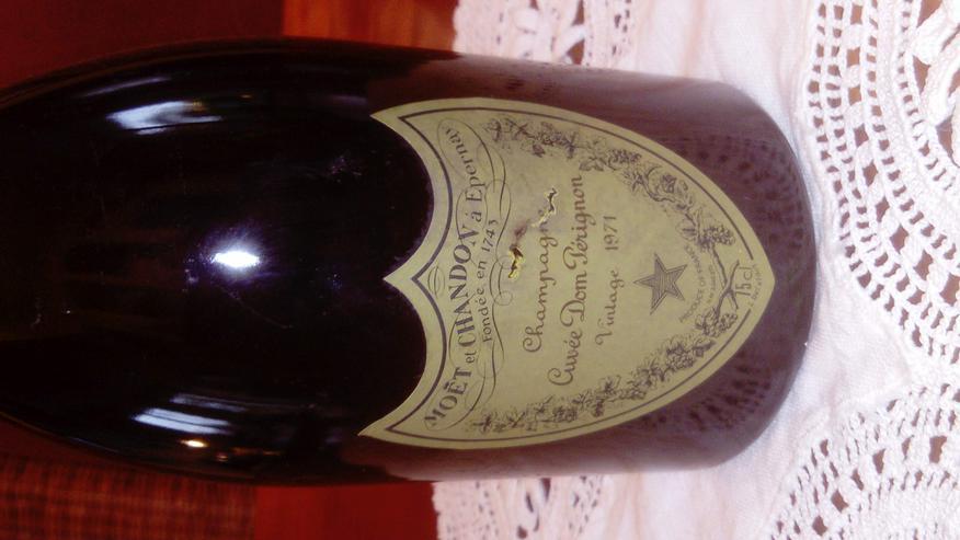 Champagner Dom Perignon 1971, 75cl