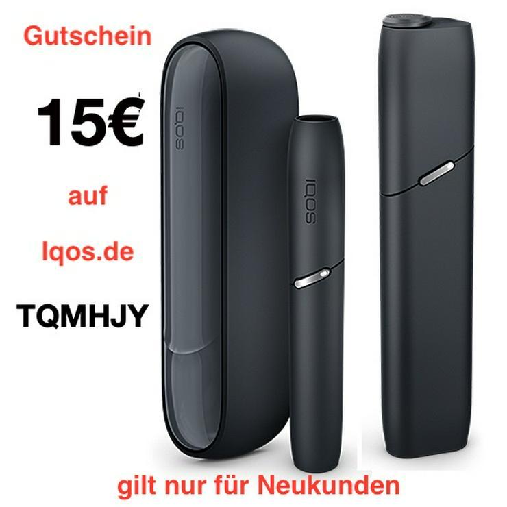15€ Gutschein für Neukunden von IQOS mit folgendem Code TQMHJY - Technik & Elektronik - Bild 1
