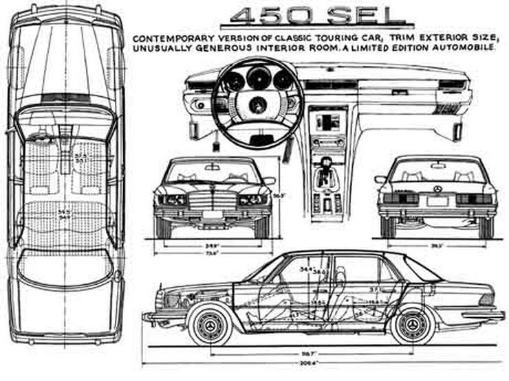 Bild 4: Mercedes 116 W116 - S-Klasse SE SEL Werkstatt Reparatur Service Profi CD 1972-1980 Neueste Ausgabe!