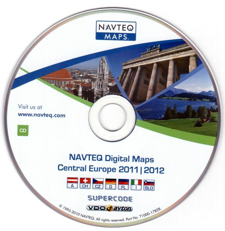 Bild 2: Lancia Thesis Lybra + Alfa Romeo 166 + 159 + 147 - Fiat 5 Navigations Navi CD Set