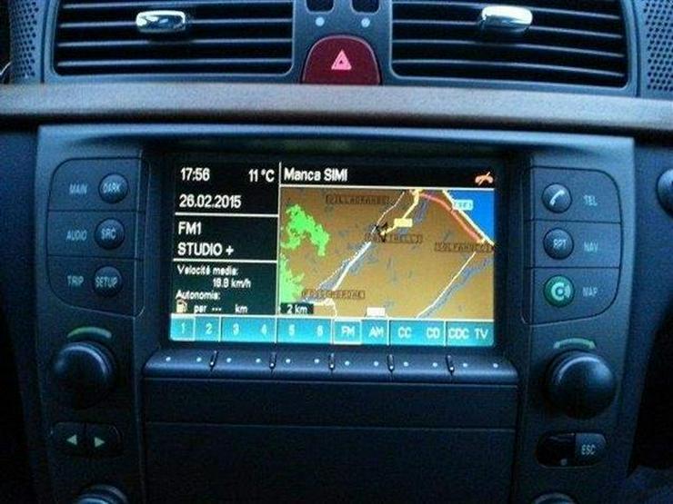 Bild 4: Lancia Thesis Lybra + Alfa Romeo 166 + 159 + 147 - Fiat 5 Navigations Navi CD Set