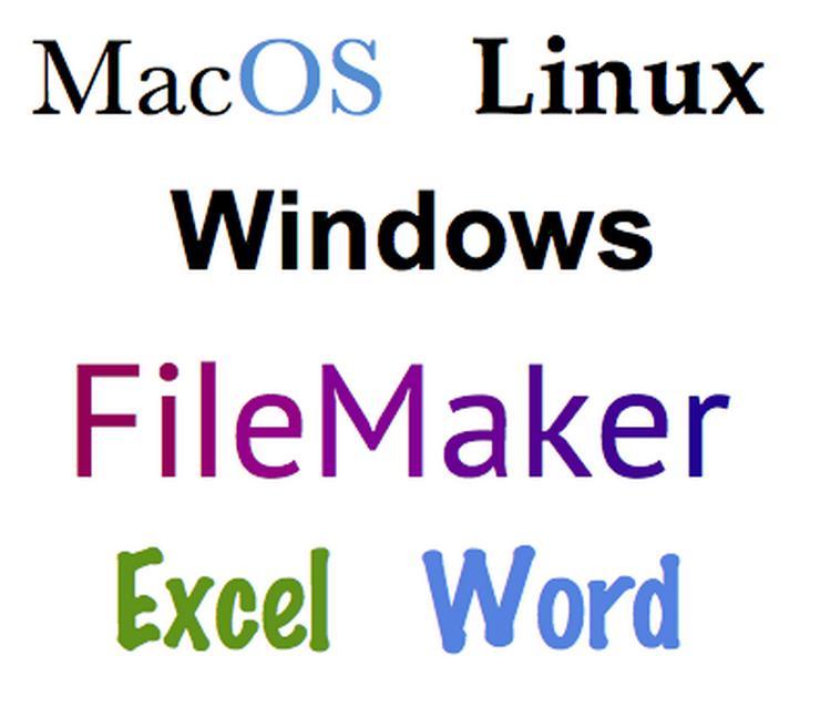 Computer-Schulungen - Betriebssysteme - Bild 1
