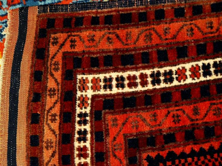 Bild 4: Orientteppich Yagcibedir antik (T100)