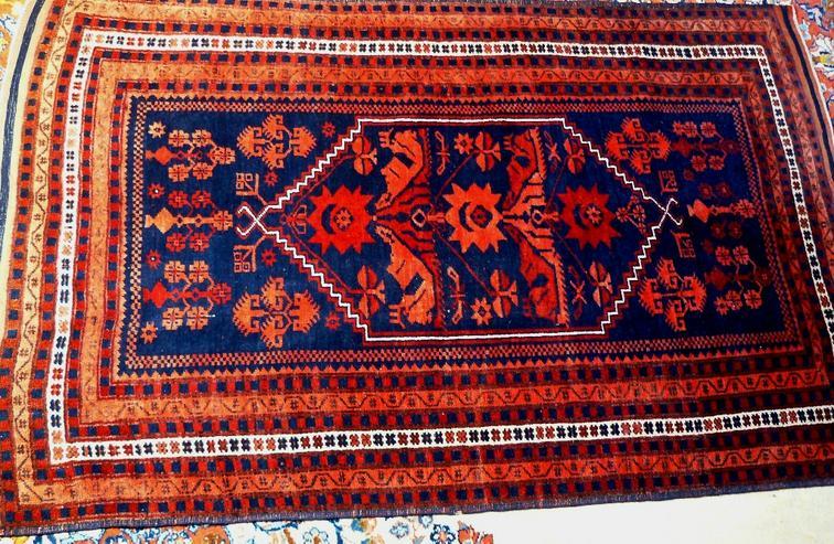 Orientteppich Yagcibedir antik (T100)