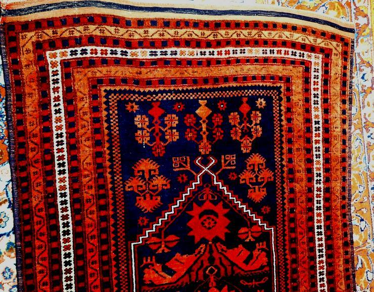 Bild 2: Orientteppich Yagcibedir antik (T100)