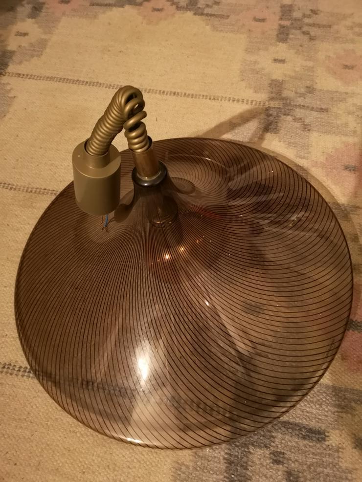Bild 3: Höhenverstellbare Deckenlampe