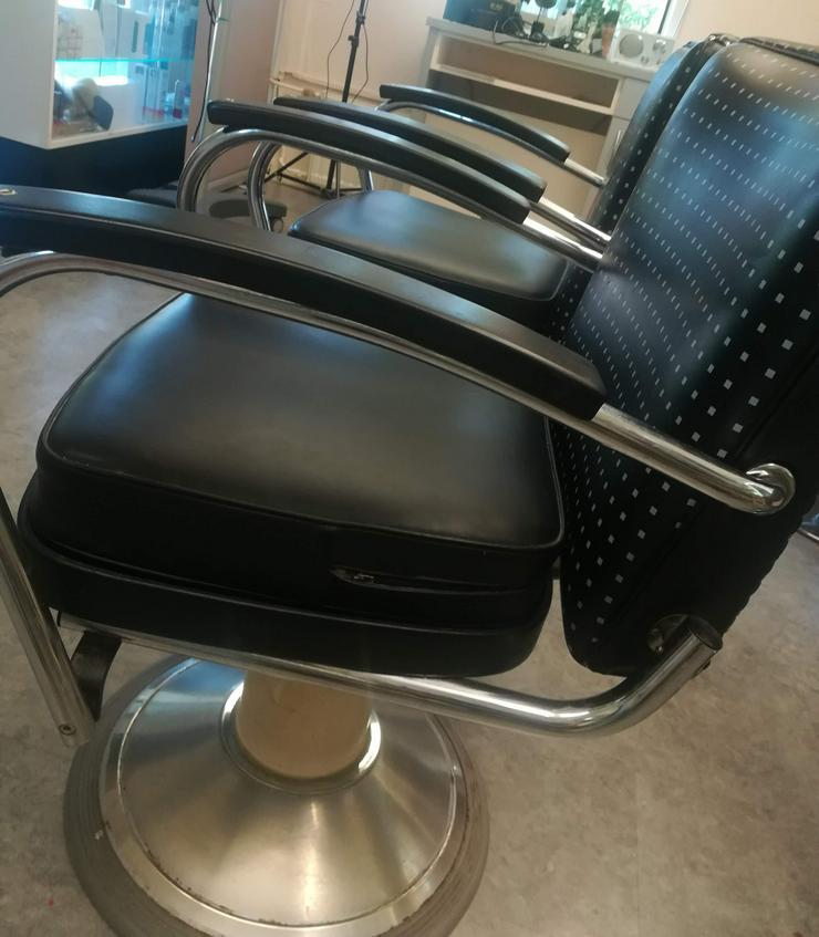 Bild 2: Friseurstühle Vintage Barber