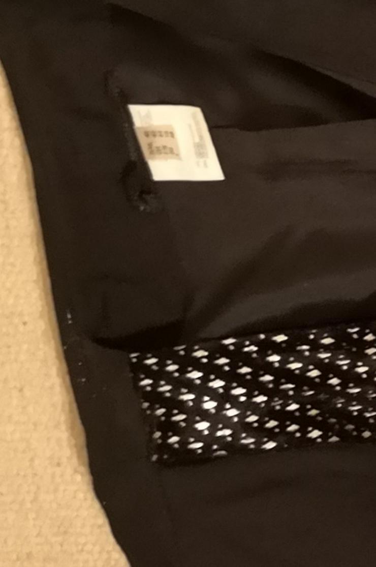 Eleganter Blazer schwarz Größe 40