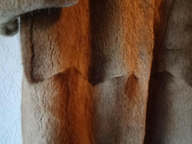 Bild 5: Biete hier einen sehr schönen und super erhaltenen Pelzmantel Nerz? an