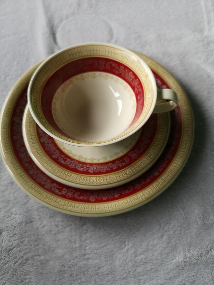 Bild 5: Nostalgisches Kaffeegedeck für eine Person