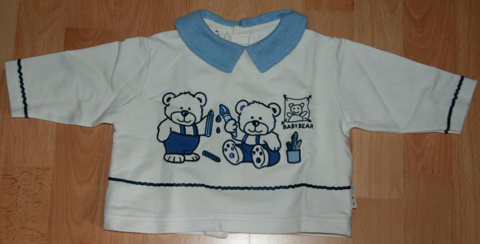 Bild 3: SET - Sweat-Shirt & Hose - Größe 62 - NEU - 2teilige Kombination