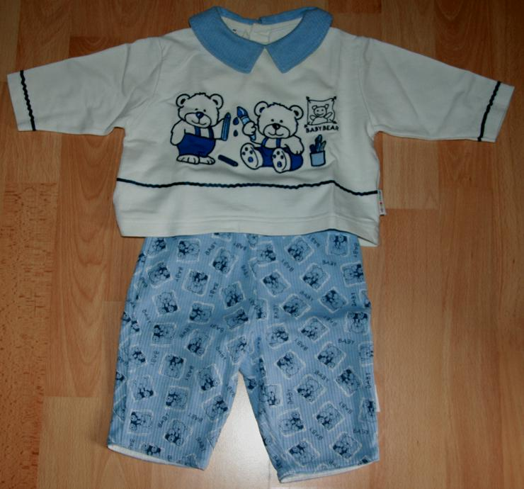 Bild 2: SET - Sweat-Shirt & Hose - Größe 62 - NEU - 2teilige Kombination