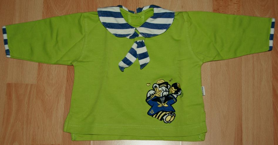Bild 3: SET - Sweat-Shirt & Hose - Größe 62 - 2teilige Kombination