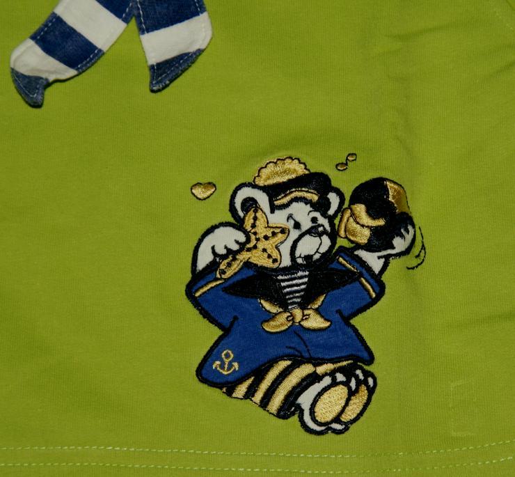 Bild 4: SET - Sweat-Shirt & Hose - Größe 62 - 2teilige Kombination
