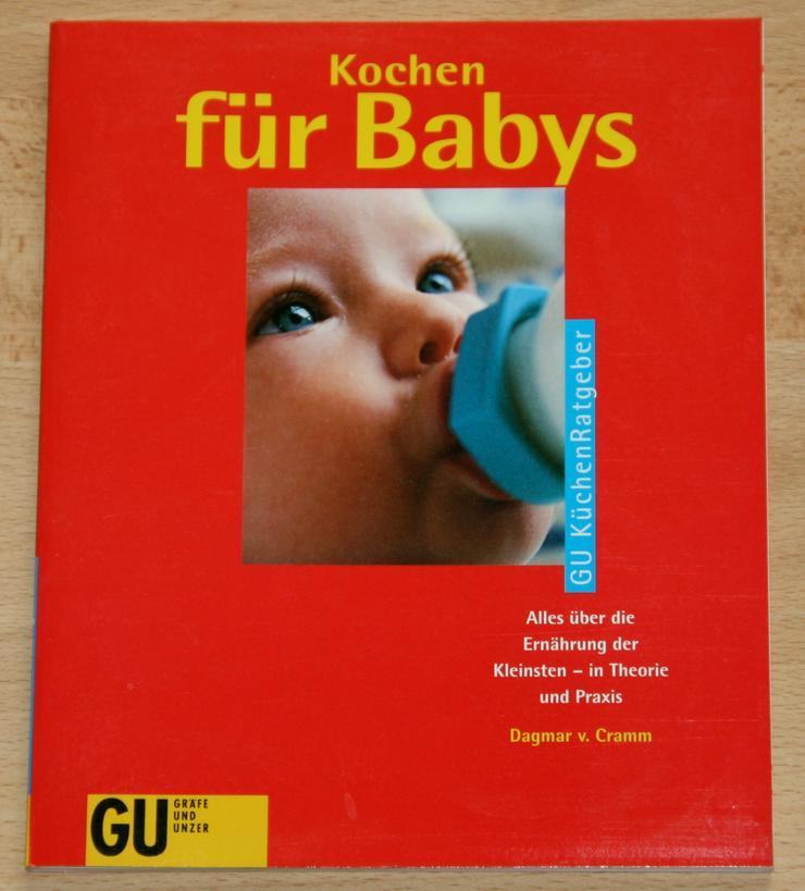 """NEU - Ernährungs-Ratgeber - """"Kochen für Babys"""" - Buch"""
