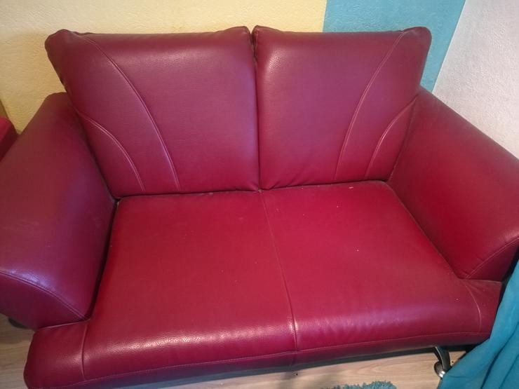 Bild 2: 2 Sitzer couch