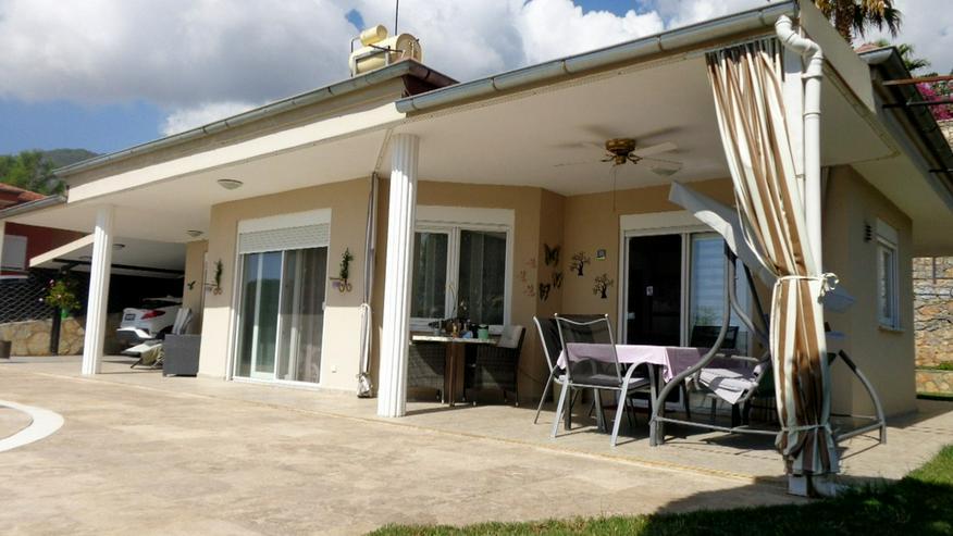 Bild 2: Türkei, Alanya, Budwig, private 3 Zi. Bungalow Villa mit Pool und Garten, ruhige Wohnlage, 307