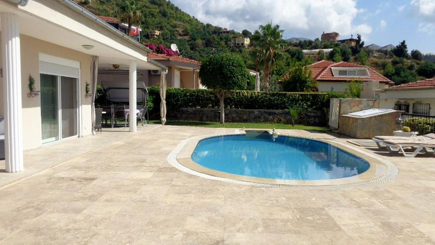 Bild 4: Türkei, Alanya, Budwig, private 3 Zi. Bungalow Villa mit Pool und Garten, ruhige Wohnlage, 307