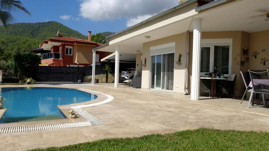 Türkei, Alanya, Budwig, private 3 Zi. Bungalow Villa mit Pool und Garten, ruhige Wohnlage, 307