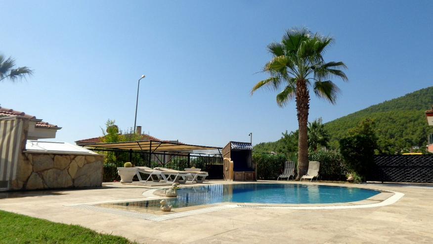 Bild 3: Türkei, Alanya, Budwig, private 3 Zi. Bungalow Villa mit Pool und Garten, ruhige Wohnlage, 307