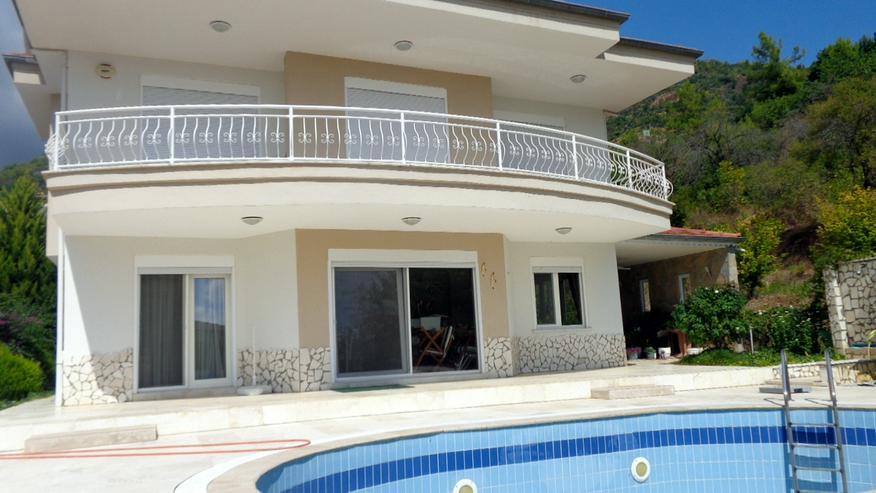 Türkei, Alanya, Budwig, private, möblierte 4 Zi. Villa mit Pool und Garten, ruhige Wohnlage, 306