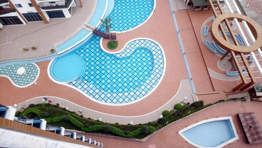 Bild 3: Türkei, Alanya, Budwig, möblierte, 2 Zi. Luxus - Wohnung, Luxus Pur zum Super Preis, 305