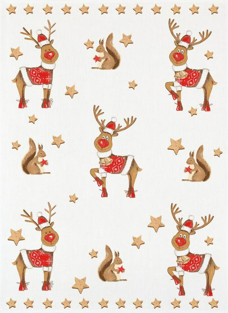 Kracht Geschirrtuch Weihnachtsballett