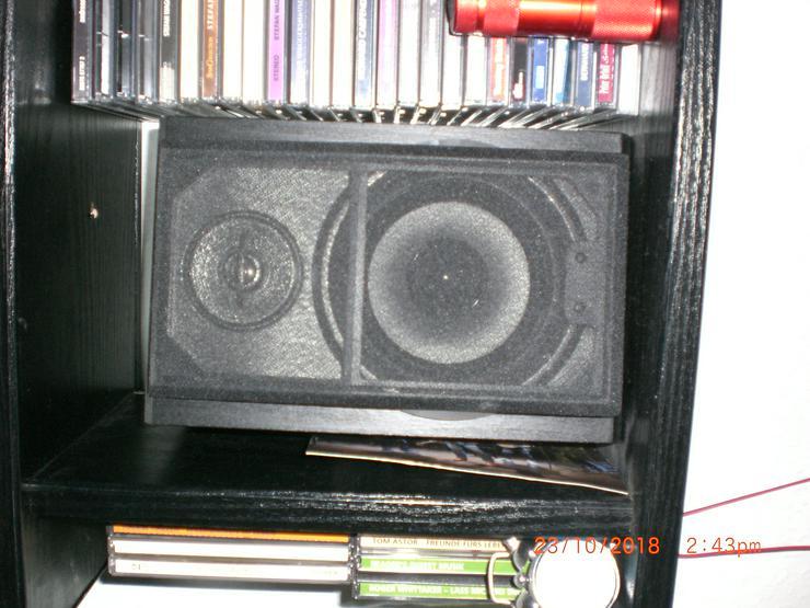 Bild 3: Kompaktanlage  mit integrierter Encoding-Funktion Platte Plattenspieler CD RADIO Kassette (4026411469263)