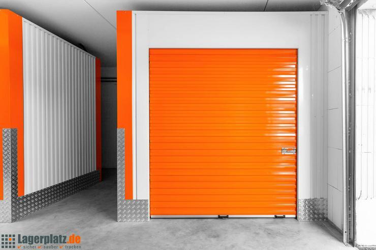 1m² -10m² Lagerfläche Mietlager Lagerraum Lagerplatz