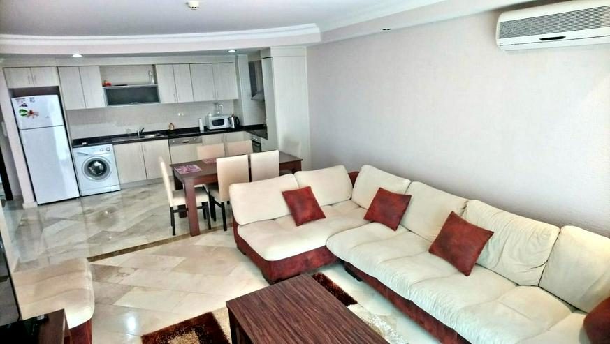 Bild 6: Türkei, Alanya, Budwig, möblierte, 3 Zi. Luxus - Wohnung, Pool, Tennis, uvm. 304