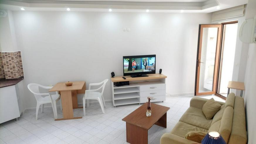 Bild 4: Türkei, Alanya, Budwig, möblierte, renovierte 2 Zi. Wohnung, nur 200 m zum Strand, 302