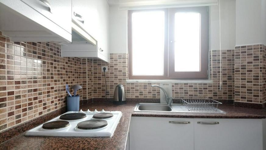 Bild 6: Türkei, Alanya, Budwig, möblierte, renovierte 2 Zi. Wohnung, nur 200 m zum Strand, 302
