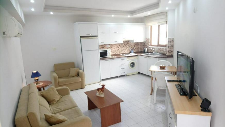 Bild 3: Türkei, Alanya, Budwig, möblierte, renovierte 2 Zi. Wohnung, nur 200 m zum Strand, 302