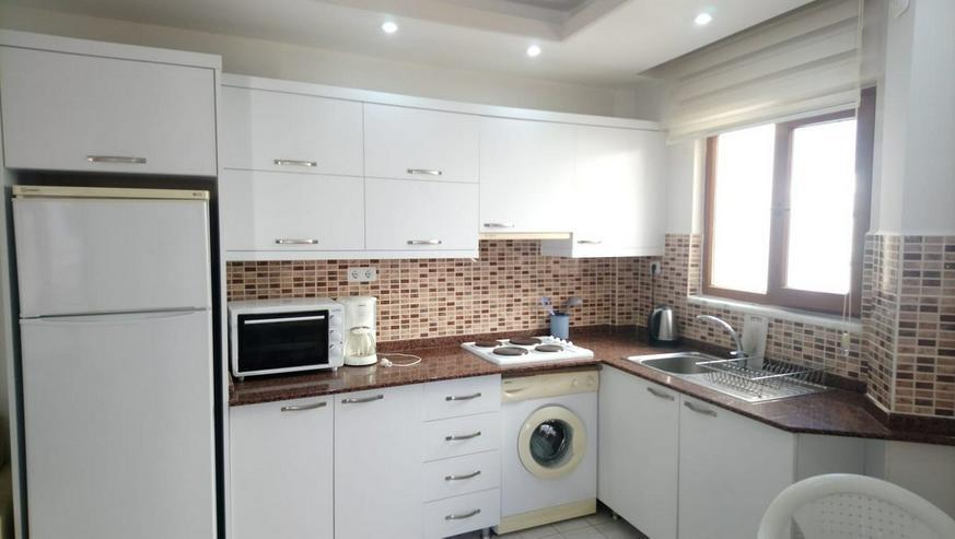 Bild 5: Türkei, Alanya, Budwig, möblierte, renovierte 2 Zi. Wohnung, nur 200 m zum Strand, 302
