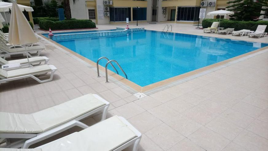 Bild 2: Türkei, Alanya, Budwig, möblierte, renovierte 2 Zi. Wohnung, nur 200 m zum Strand, 302