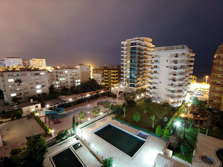 Bild 2: Türkei, Alanya, Budwig, voll möblierte 3 Zi.  Wohnung, direkt am Strand, 301