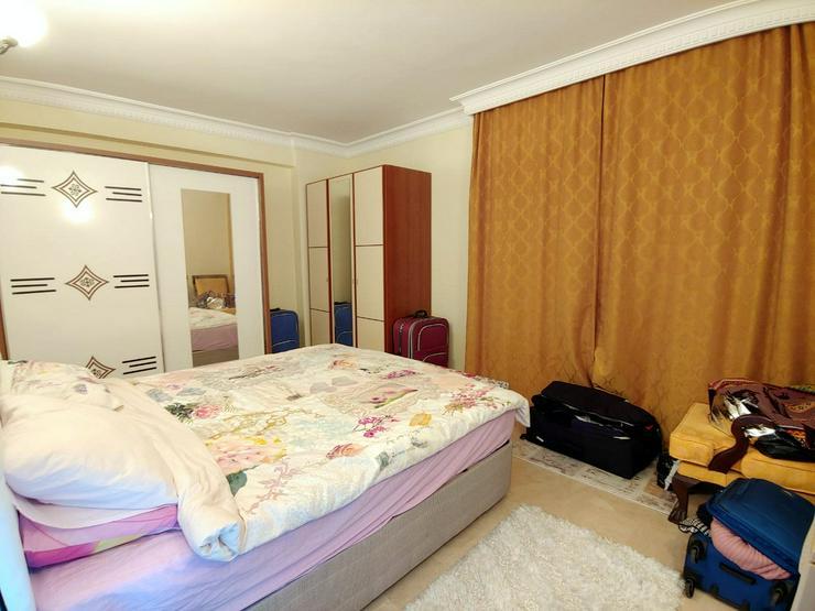 Bild 6: Türkei, Alanya, Budwig, voll möblierte 3 Zi.  Wohnung, direkt am Strand, 301