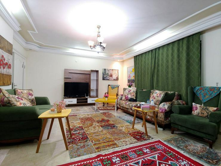 Bild 3: Türkei, Alanya, Budwig, voll möblierte 3 Zi.  Wohnung, direkt am Strand, 301