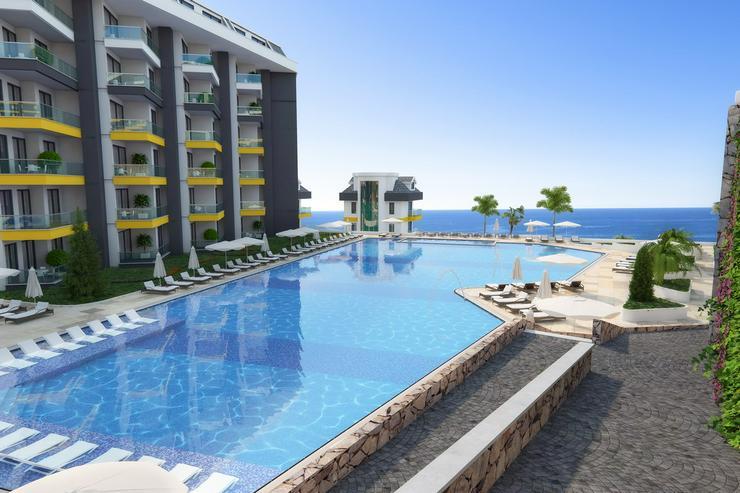 Bild 5: Türkei, Alanya, Budwig, Luxus der Superlative ! Wohnanlage, direkt am Strand, 294