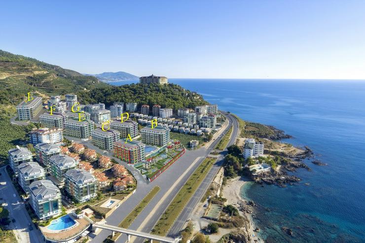 Türkei, Alanya, Budwig, Luxus der Superlative ! Wohnanlage, direkt am Strand, 294 - Ferienwohnung Türkei - Bild 1