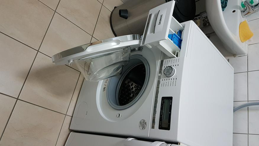 Bild 4: Waschmaschine Siemens WM 16 Y 592 IQ 890 Extraklasse EEK A+++