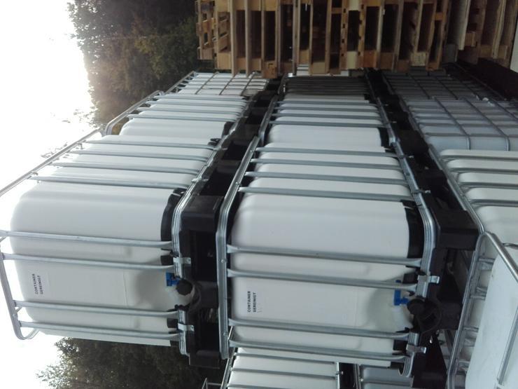 Bild 4: Gebrauchte 1000 Liter IBC Tanks südlich von Wien