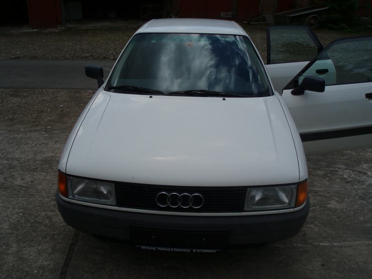 """Bild 5: Audi 80 1,8S """"Oldtimer"""" Euro2"""