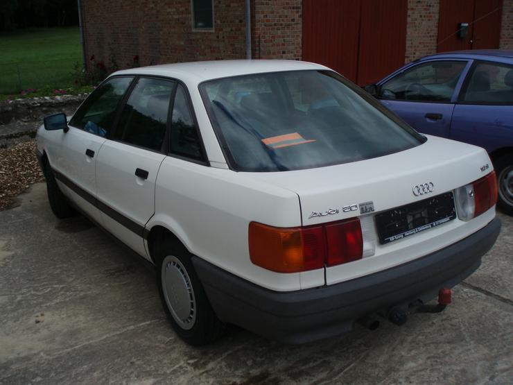 """Bild 2: Audi 80 1,8S """"Oldtimer"""" Euro2"""