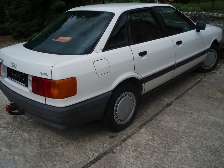 "Audi 80 1,8S ""Oldtimer"" Euro2"