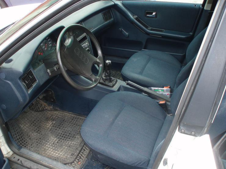 """Bild 4: Audi 80 1,8S """"Oldtimer"""" Euro2"""